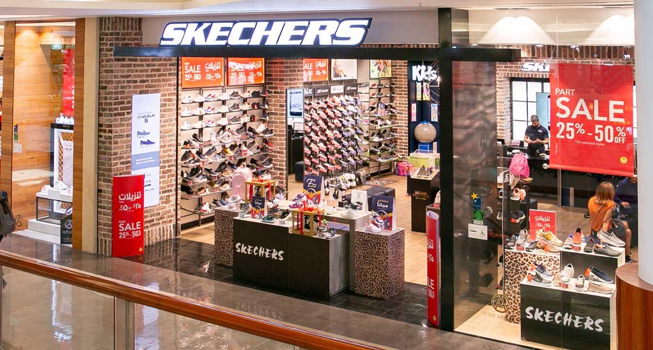 Skechers - Dubai - BurJuman